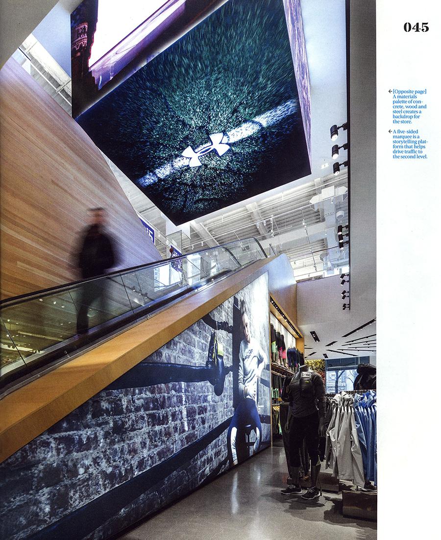 2015 Design Retail - Under Armour - Inside UA Brand House_07