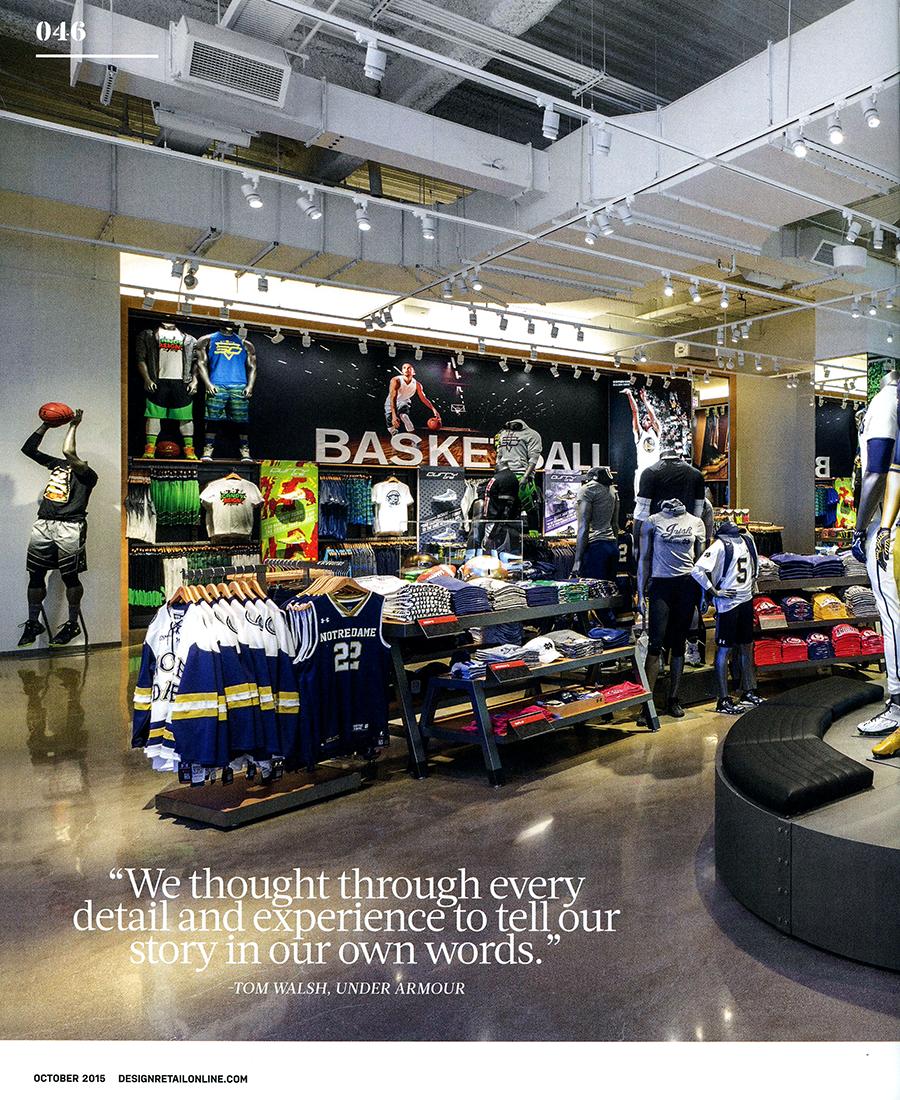 2015 Design Retail - Under Armour - Inside UA Brand House_08