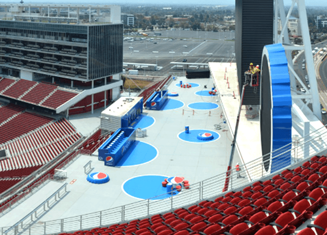 Portfolio_GP Johnson_Levi Stadium_Pepsi_02
