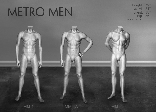 Mannequin Content_Metro Men_01