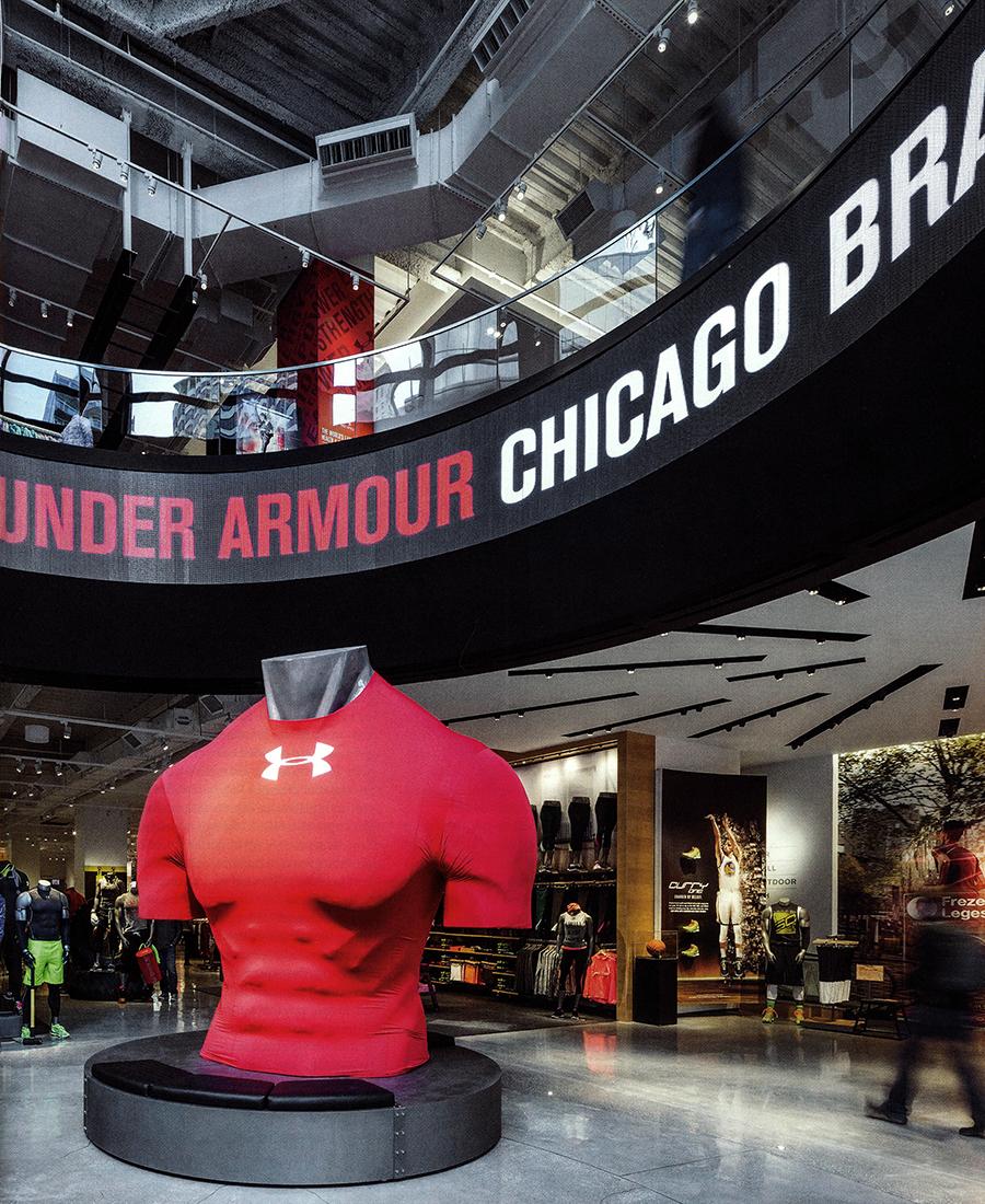 2015 Design Retail - Under Armour - Inside UA Brand House_03