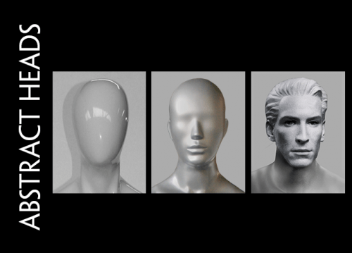 Cover Page_Male Heads_Abstract