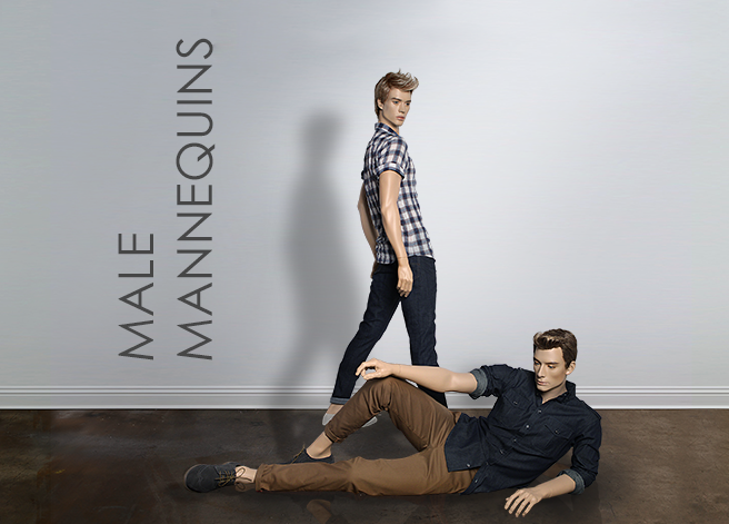 Cover Page_Male Mannquins