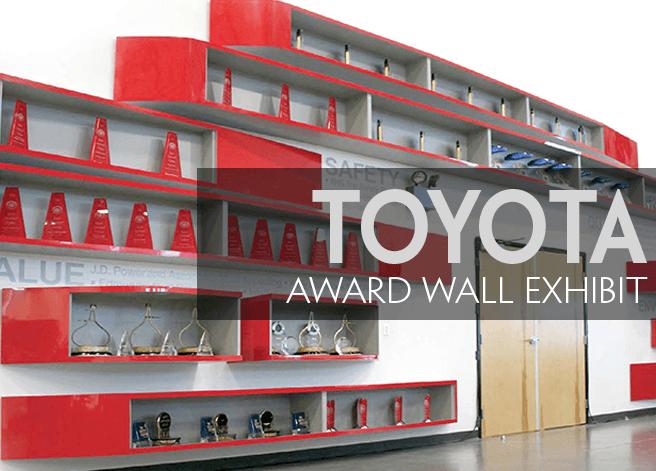 Portfolio_Toyota_Award Wall Exhibit_01